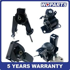 Engine Motor&Trans Mount Set fit for Toyota Corolla 1.8L 03-08 4PCS for Auto