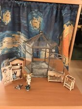 Glass House Terrarium Miniature Greenhouse Fairy House Fairy Furniture