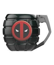 Deadpool Hand Grenade 18 ounce Ceramic Jumbo Mug