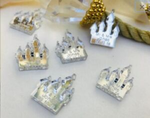 Personalised Disney Theme Castle Mr & Mrs Wedding Confetti Decorations