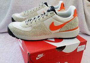Nike Lavadome Ultra sz 9-13 grey orange 844574 001