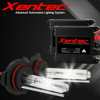 HID Xenon 55W Headlight Conversion KIT H1/H3/H4/H7/H11/9005/9006/880/881/9004/7