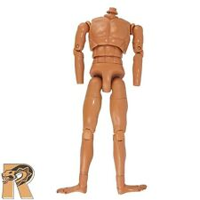 Obama - Nude Body (Body Only) - 1/6 Scale - DID Action Figures