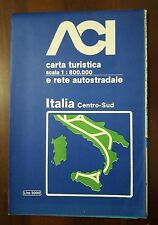 D24> Carta turistica ACI Italia Centro-Sud