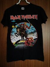 Iron Maiden Vintage Tour T-shirt Donington 2013 Télécharger Heavy Metal Eddie Small