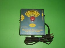 UNIVERSAL POWERMASTER by KF  FOR ALL HO TRAINS AC DC SPEED CONTROL MODEL 200