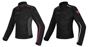Dainese Hydra Flux D-Dry Ladies Biker Jacket Membrane Heraustrennbar Summer