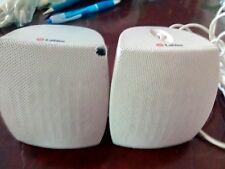 Labtec computer speakers