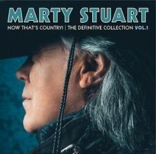 Marty Stuart - Now That's Country The Definitive Collection Vol 1 (NEW 2CD)