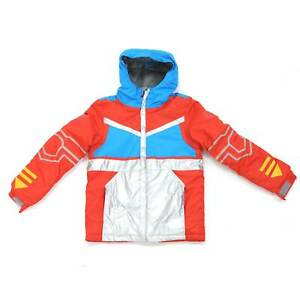 686 Optimus Jacket (Red) Boy's Snowboard Jacket