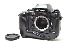 [Near Mint] Nikon F4S 35mm SLR Film Camera Body w/MB-21, MF-22 from Japan #1056