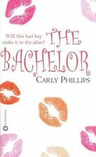 * The Bachelor by Carly Phillips V-GOOD PB COMBINE&SAVE