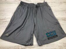 CCU Chanticleers Gray Shorts Size Large Basketball Gray Athletic