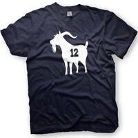 Tom Brady Shirt - New England Patriots - GOAT - Greatest of all Time shirt
