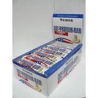 Weider - 32% PROTEIN BAR 24x60g gusto Blueberry