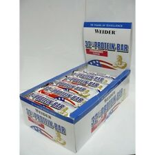 Weider - 32% PROTEIN BAR 24x60g gusto Blueberry