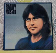 Randy Meisner-Self-titled [Vinyl LP, 1982] USA IMPORT FE 38121 ROCK POP * EXC