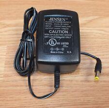 Genuine Jensen (KU4A-10-1400D) Class 2 Power Supply/AC Adapter 10V 1400mA Only