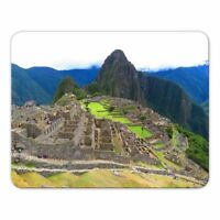 "Mousepad ""Machu Picchu"" - 24x19cm - Peru -  Inka - Südamerika"