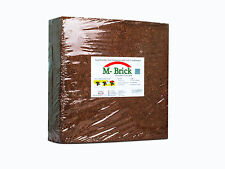 COCO PEAT ORGANIC SOIL SUBSTITUTE BALE RECONSTITUTION WEIGHT 30 KG X 2 QTY