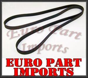 Mercedes BENZ Alternator Water Pump Power Steering Drive Belt LEMFORDER