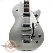 Gretsch G5439T Electromatic Pro Jet Silver Sparkle Bigsby Electric Demo Model