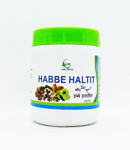 Habbe Haltit Stomach Issues Help Appetite Relieve Gas Herbal 100 Pills