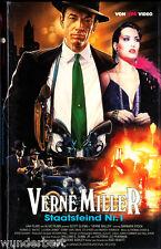 """VHS - """" Verne MILLER -Staatsfeind Nr. 1 """" (1987) - Scott Glenn - Barbara Stock"""