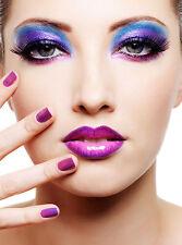 SALON SPA Bellezza Salute Unghie Manicure POSTER stampati A4 260GSM