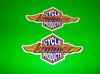 JAMMER CYCLE PRODUCTS MIRRORS FORKS GAS OIL TANKS FENDERS SEATS STICKERS DECALS