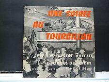 """GEORGES DUJARDIN ( chant SIMONE REAL ) Une soirée au tourbillon PATHE ST1055 10"""""""