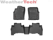 WeatherTech Floor Mat FloorLiner for Toyota 4Runner - 2013-2017 - Black