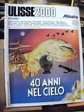Rivista ULISSE2000 n° 40 luglio 1987 /40 anni nel cielo/ Nordio, Neil Armstrong