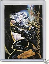 Lady Death Dark Alliance David Michael Beck auto card
