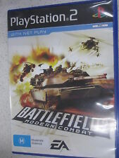 Battlefield 2 Modern Combat PS2 Game PAL