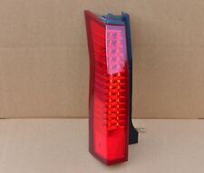 2004-2009 CADILLAC SRX LEFT DRIVER TAILLIGHT TAILLAMP TAIL LAMP LIGHT 25763469