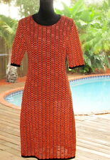 BRILLIANT+BOLD Missoni Gold Sparkle Dress   IT46 L 12-14 FR44 $$REDUCED$$