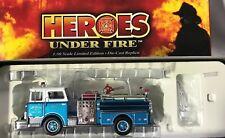 Corgi Heroes Under Fire ~ Mack CF Pumper, Tamaqua PA ~ 1:50 Diecast  Lmt Edt