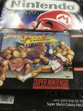 Capcom Nintendo SNES NTSC-U/C (US/CA) Video Games