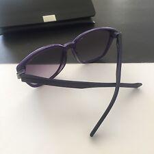 Hugo Boss Orange Feminino Violeta Gradiente Óculos De Sol BO0128 S 53mm  Novo com etiquetas db9e6e4f39