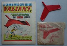 Valiant comic 2 Mar 1968 +FREE GIFT Red Arrow FN (phil-comics)
