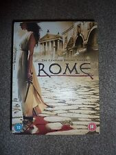 Rome second series season DVD