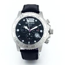 Breed Von Marcus Royal Swiss Mens Fashion Watch 6702 MSRP$1,409