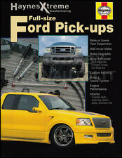 How to Customize Ford Pickup Trucks 1997 1998 1999 2000 2001 2002-2004 F150-F350