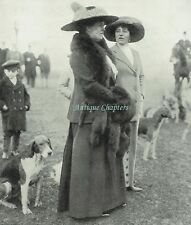 Queens Of The Quorn Hunt Mrs Frank Forester Lady Milbanke 1913 Photo Article