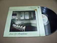 VINYL ALBUM RECORD,PROMO/DEMO, SPOONS ARIAS AND SYMPHONIES 1982