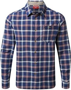 Craghoppers Men's Nosilife Balbor Long Sleeve Shirt