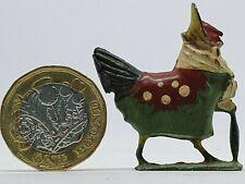 Britains hollow-cast lead Cococub figure - Mrs Henrietta Fussy Feathers