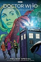 LCSD 2019 DR WHO 13th HOLIDAY SP 1 LOCAL COMIC SHOP DAY VARIANT