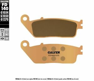 Galfer FD140G1370 Sintered Front Brake Pads